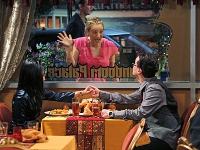 The Big Bang Theory - 04x18 The Prestidigitation Approximation