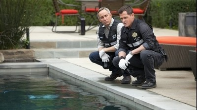CSI: Crime Scene Investigation - 11x18 Hitting for the Cycle