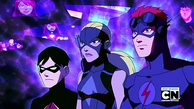 Young Justice - 01x09 Bereft