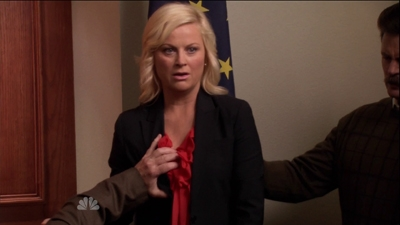 Parks and Recreation - 03x08 Camping