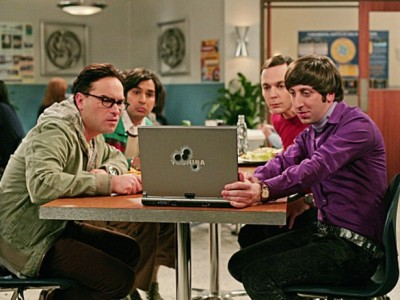 The Big Bang Theory - 04x20 The Herb Garden Germination