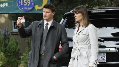 Bones - 06x18 The Truth in the Myth
