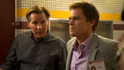 Dexter - 06x01 Those Kinds of Things