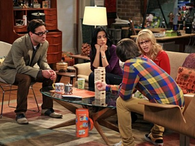 The Big Bang Theory - 04x22 The Wildebeest Implementation