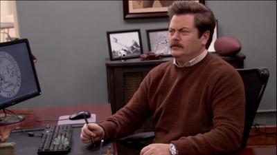 Parks and Recreation - 03x15 The Bubble