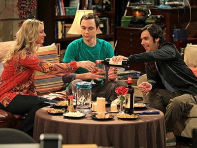 The Big Bang Theory - 04x24 The Roommate Transmogrification