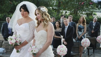 Grey's Anatomy - 07x20 White Wedding