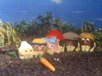 The Flumps (UK) - 01x12 What a Carrot