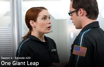 Eureka - 04x20 One Giant Leap...