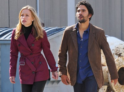 Covert Affairs - 02x04 All the Right Friends
