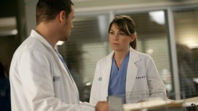 Grey's Anatomy - 07x22 Unaccompanied Minor