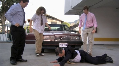 Workaholics - 01x10 In The Line Of Getting Fired