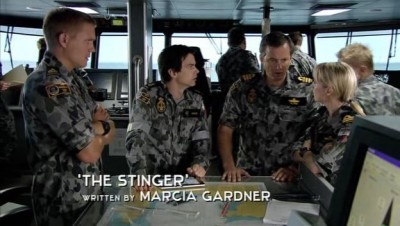 Sea Patrol (AU) - 05x06 The Stinger