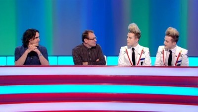 8 out of 10 cats (UK) - 11x05 Jedward, Lorraine Kelly, Micky Flanagan, Charlie Brooker