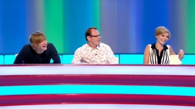8 out of 10 cats (UK) - 11x09 Nick Grimshaw, Peter Serafinowicz, Daniel Sloss and Rachel Riley