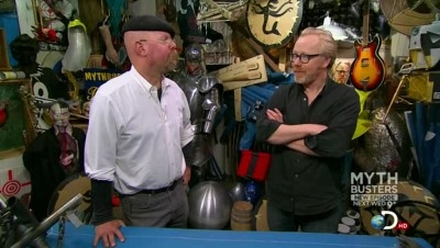 MythBusters - 10x09 Fixing a Flat