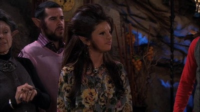 Wizards of Waverly Place - 04x13 Meet the Werewolves