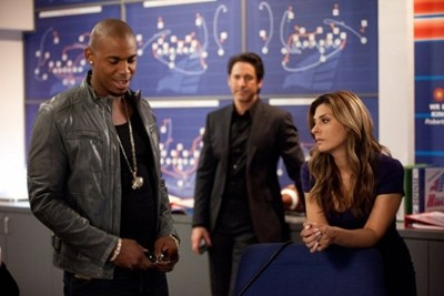Necessary Roughness - 01x06 Dream On