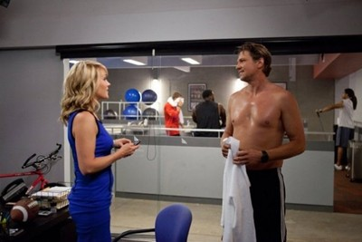 Necessary Roughness - 01x07 Who's Team Are You On