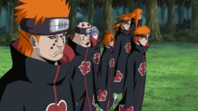 Naruto: Shippuden - 08x06 Assault on the Leaf Village!
