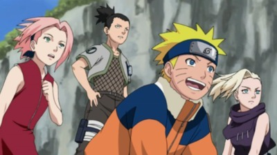Naruto: Shippuden - 08x20 Big Adventure! The Quest for the Fourth Hokage's Legacy - Part 2