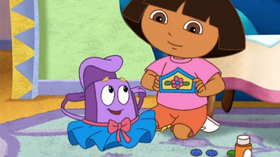 Images of Dora Backpack Parade - #rock-cafe