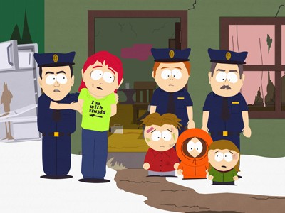 South Park - 15x14 The Poor Kid