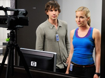 Covert Affairs - 02x08 Welcome to the Occupation