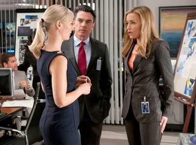 Covert Affairs - 02x09 Sad Professor