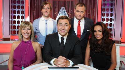 Wall of Fame (UK) - 01x09 Best of Wall of Fame Screenshot