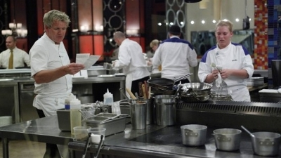 Hell's Kitchen - 09x09 9 Chefs Compete
