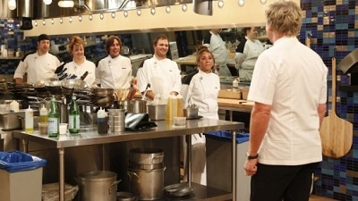 Hell's Kitchen - 09x14 5 Chefs Compete..Again