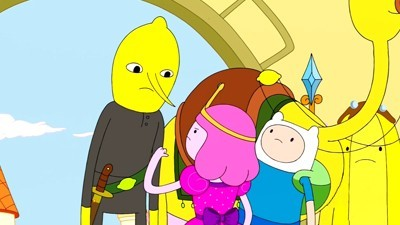 Adventure Time with Finn and Jake - 03x05 Too Young