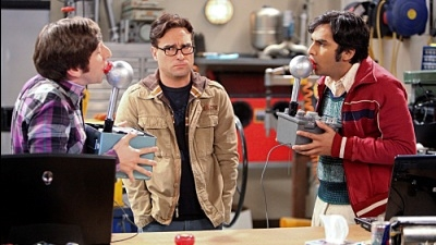 The Big Bang Theory - 05x02 The Infestation Hypothesis