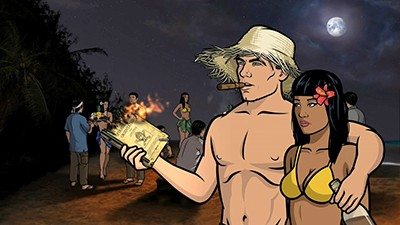Archer - 03x00 Heart of Archness: Part II