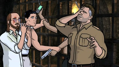Archer - 03x00 Heart of Archness: Part III