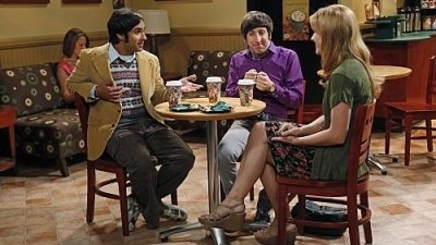 The Big Bang Theory - 05x04 The Wiggly Finger Catalyst
