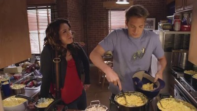 Friends With Benefits - 01x11 The Benefit of Putting in the Work