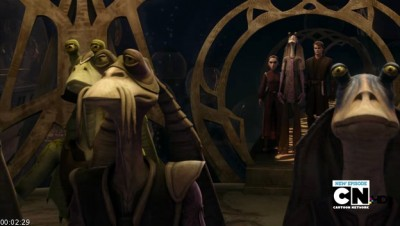 Star Wars: The Clone Wars - 04x04 Shadow Warrior