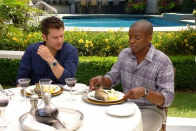 Psych - 06x04 The Amazing Psych Man & Tap-Man, Issue #2