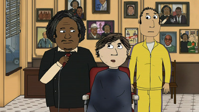 The Life and Times of Tim - 03x02 Tim's Hair Looks Amazing