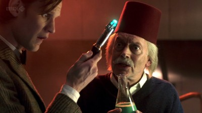 Doctor Who Confidential (UK) - 06x13 When Time Froze