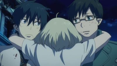 Blue Exorcist  - 01x25 Time, Stop Screenshot