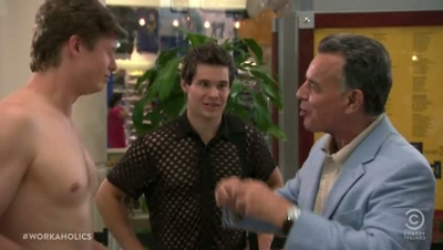Workaholics - 02x04 Model Kombat