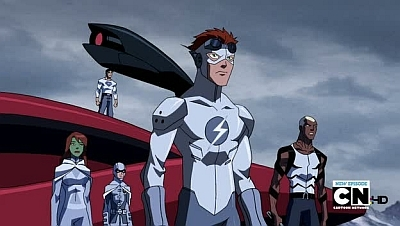 Young Justice - 01x16 Failsafe