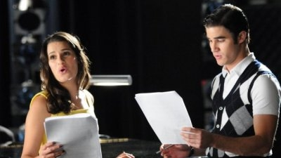 Glee - 03x05 The First Time