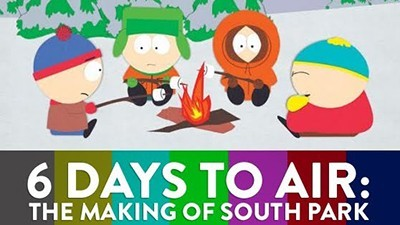 South Park - 15x00 6 Days to Air: The Making of South Park