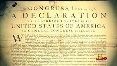 Brad Meltzer's Decoded - 02x02 Declaration of Independence