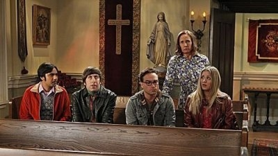 The Big Bang Theory - 05x06 The Rhinitis Revelation