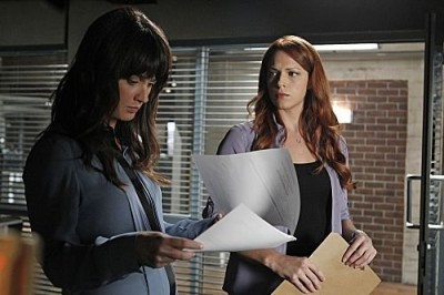 The Mentalist - 04x08 Pink Tops